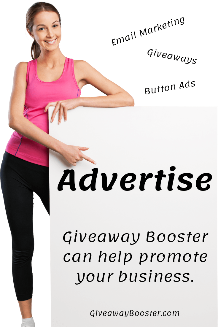 Advertise on Giveaway Booster